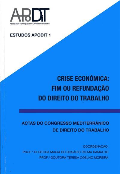 Crise económica (Associação Portuguesa de Direito do Trabalho)