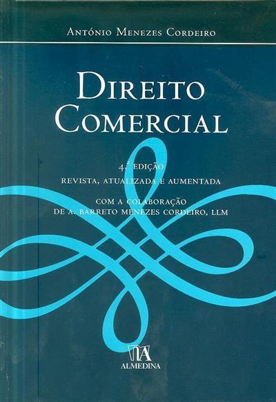 Direito comercial (António Menezes Cordeiro)