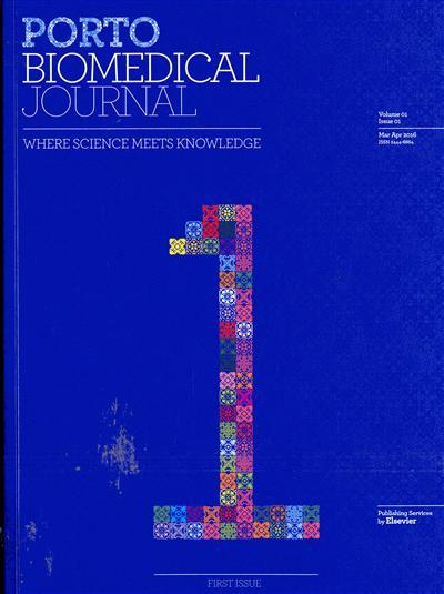 Porto biomedical journal (propr. e ed. Associação Porto Biomedical)