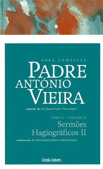 Sermões hagiográficos II (coord., introd. David Sampaio Barbosa, Martinho Soares)