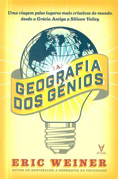 A geografia dos génios (Eric Weiner)