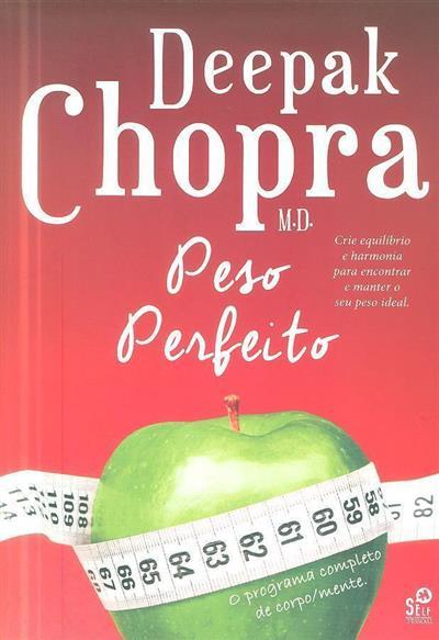 Peso perfeito (Deepak Chopra)