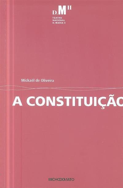 A constituição (Mickaél de Oliveira)