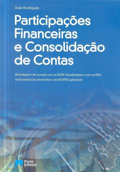 Participações financeiras e consolidação de contas (João Rodrigues)
