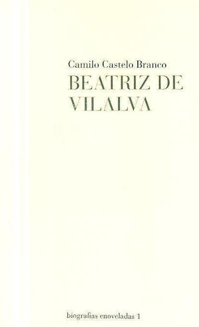 Beatriz de Vilalva (Camilo Castelo Branco)