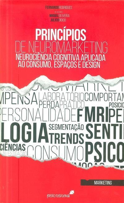 Princípios de neuromarketing (Fernando Rodrigues, Miguel Oliveira, Julien diogo)