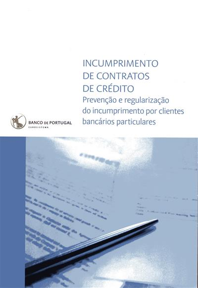 Incumprimento de contratos de crédito (Banco de Portugal)