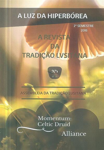 A revista da tradição lusitana (ed. Helga Cristina)