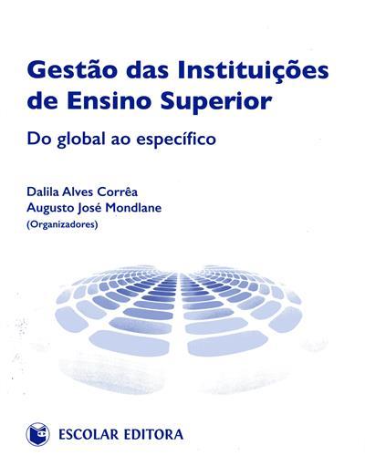 Gestão da sinstituições de ensino superior (org. Dalila Alves Corrêa, Augusto José Mondlane )