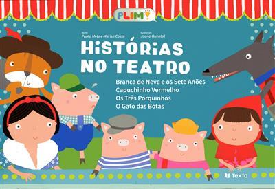 Histórias no teatro (Paula Melo, Marisa Costa)