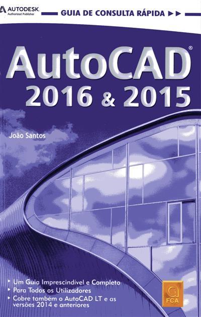 AutoCAD 2016 & 2015 (João Santos)