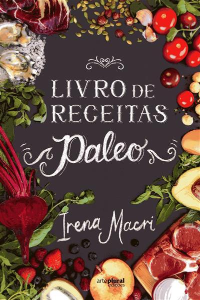 Livro de receitas Paleo (Irena Macri)
