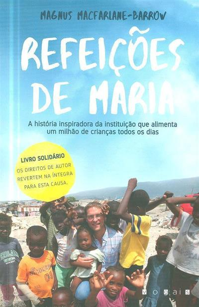 Refeições de Maria (Magnus MacFarlane-Barrow)