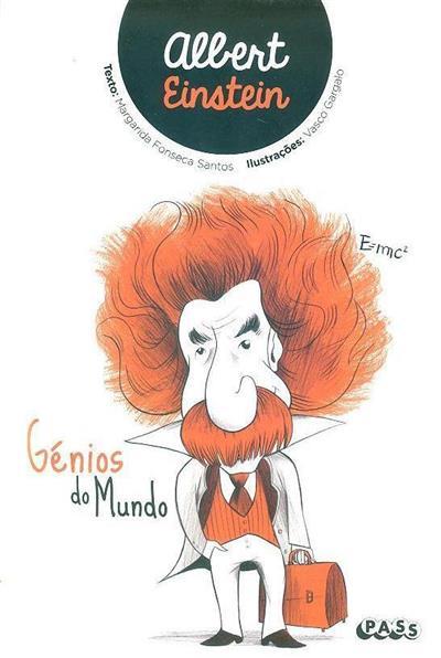 Albert Einstein (Margarida Fonseca Santos)