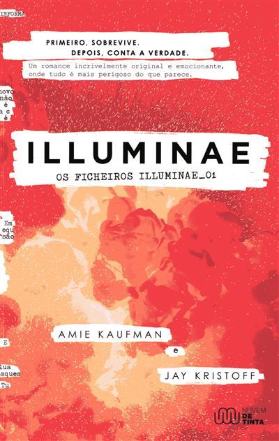 Illuminae (Amie Kaufman, Jay Kristoff)