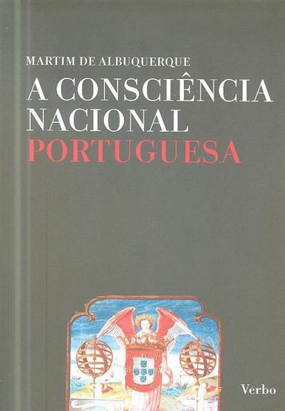 A consciência nacional portuguesa (Martim de Albuquerque)