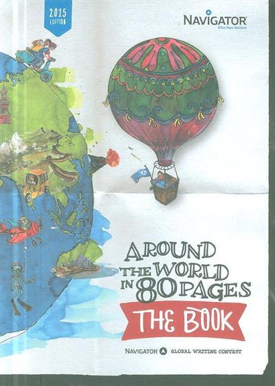Around the world in 80 pages (ill. Mário Linhares, Ana Paula Xavier)
