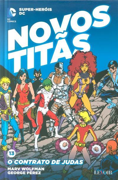 Novos titãs (Marv Wolfman, George Pérez)