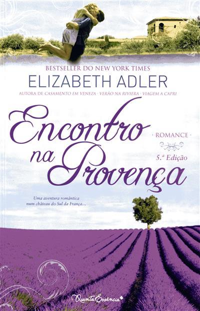 Encontro na Provença (Elizabeth Adler)