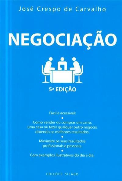 Negociação (José Crespo de Carvalho)