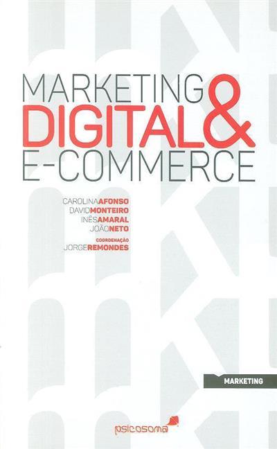 Marketing digital & e-commerce (Carolina Afonso... [et al.])