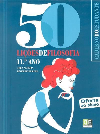 50 lições de filosofia (Aires Almeida, Desidério Murcho)