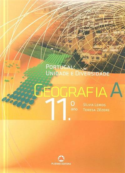 Geografia A, 11º ano (Sílvia Lemos, Teresa Zêzere)