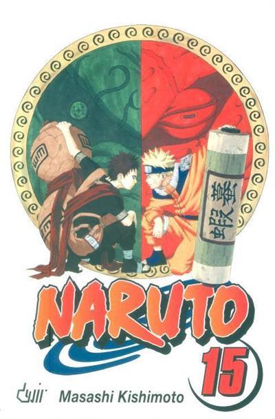 """O """"manual ninja"""" de... Naruto! (Masashi Kishimoto)"""