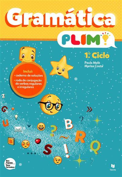 Gramática, Plim! (Paula Melo, Marisa Costa)