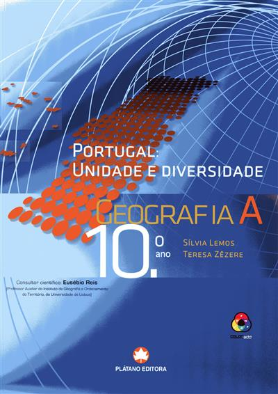 Geografia A, 10º ano (Sílvia Lemos, Teresa Zêzere)