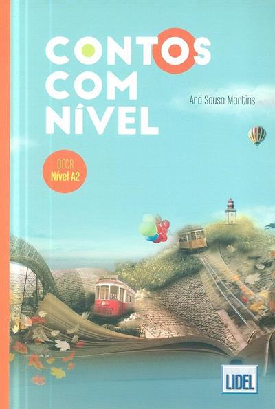 Contos com nível (Ana Sousa Martins)