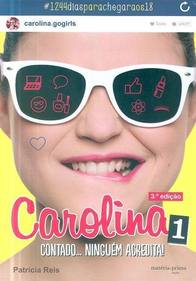 Carolina (Patrícia Reis)