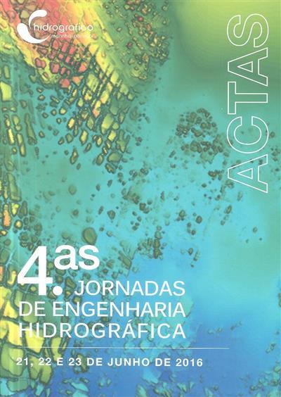 Actas das 4ªs Jornadas de Engenharia Hidrográfica (Instituto Hidrográfico)