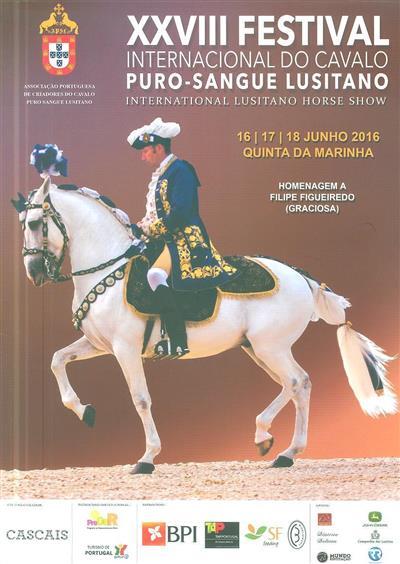 XXVIII Festival Internacional do Cavalo Puro-Sangue Lusitano