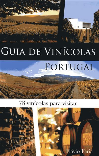 Guia de vinícolas Portugal (Flávio Faria)