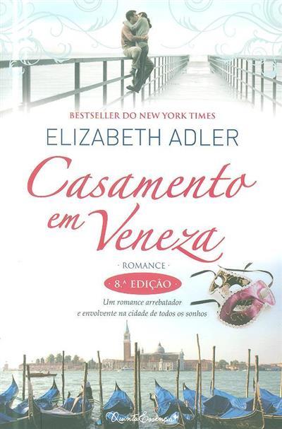 Casamento em Veneza (Elizabeth Adler)