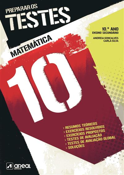 Matemática 10 (Andreia Gonçalves, Carla Silva)
