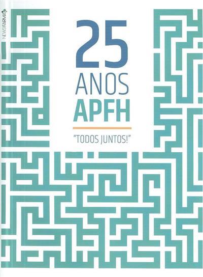 25 anos APFH (coord. Ana Branquinho)
