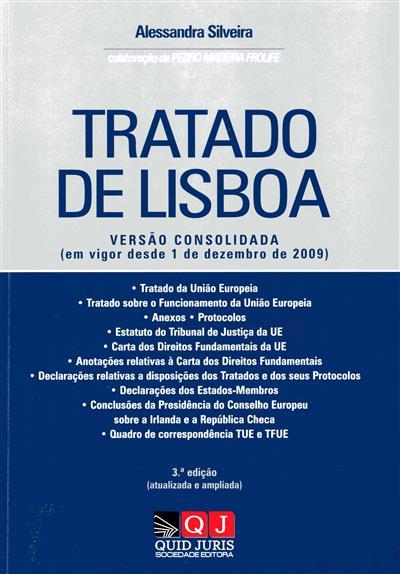 Tratado de Lisboa (Alessandra Silveira)
