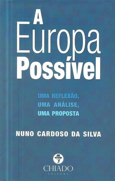 A Europa possível (Nuno Cardoso da Silva)