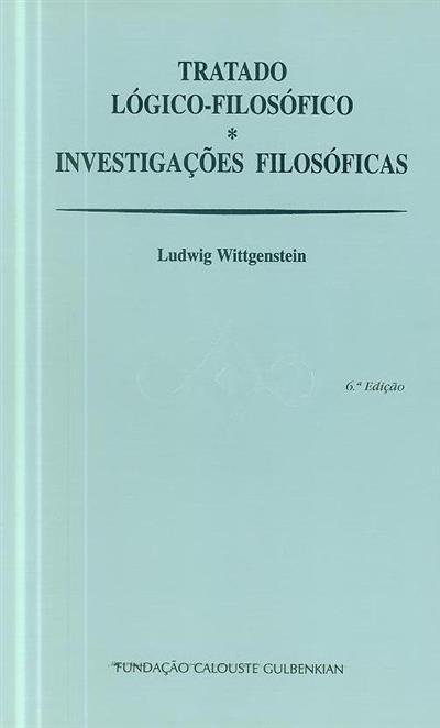 Tratado lógico-filosófico ; (Ludwig Wittgenstein)