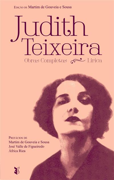 Judith Teixeira (ed. Martim de Gouveia e Sousa)