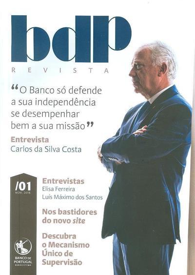 BdP revista (Banco de Portugal)