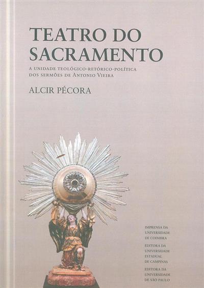 Teatro do Sacramento (Alcir Pécora)