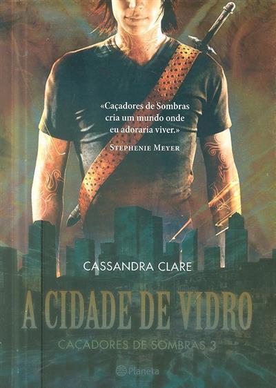 A cidade de vidro (Cassandra Clare)
