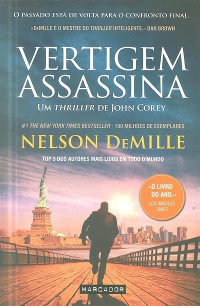 Vertigem assassina (Nelson Demille)