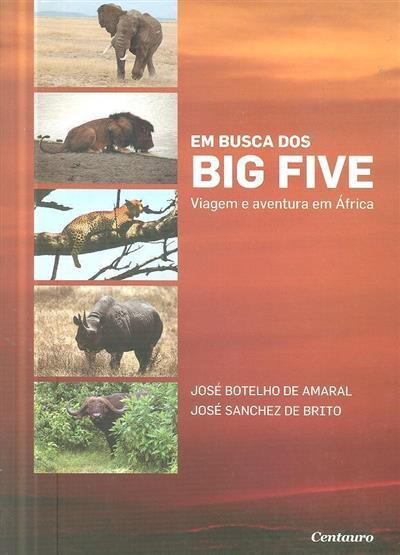 Em busca dos big five (José Botelho de Amaral, José Sanchez de Brito)