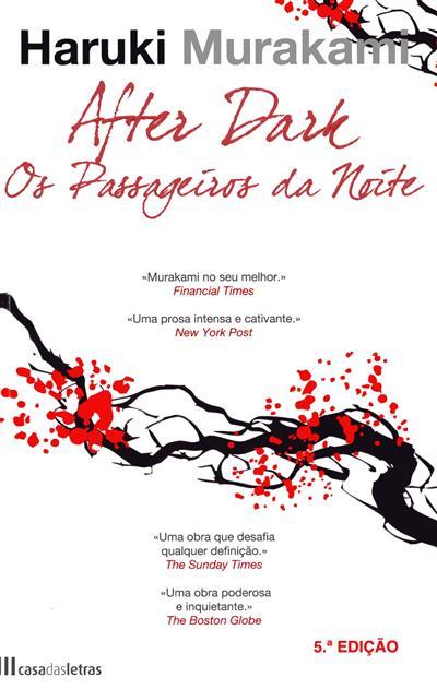 After dark (Haruki Murakami)