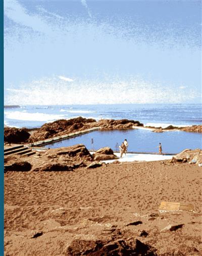 Piscina na praia da Leça (colab. Joana Carneiro, Ana Luísa Ferreira)