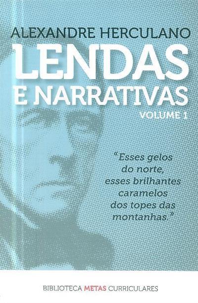 Lendas e narrativas (Alexandre Herculano)